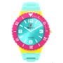 Picture of Aquamarine, Yellow and Pink Complete Watch
