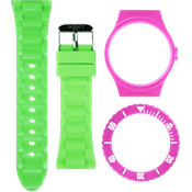 Picture of Green and Pink PrePack