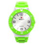 Picture of Green and White Complete Watch