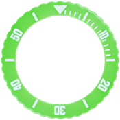 Picture of Green Bezel