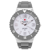 Picture of Grey and White Sport Complete Watch