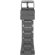 Picture of Grey Buckle Strap