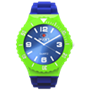 Picture of Navy and Green Complete Watch