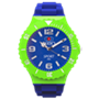Picture of Navy and Green Sport Complete Watch