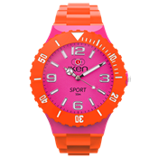 Picture of Orange and Pink Sport Complete Watch