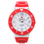 Picture of Red and White Sport Complete Watch