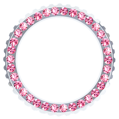 Picture of Rose Crystal Bezel