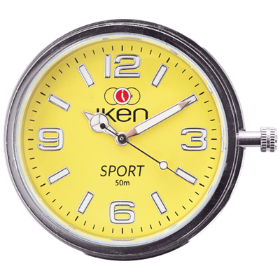 Picture of Yellow Sport Dial