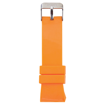 Picture of Flat Orange Buckle Strap